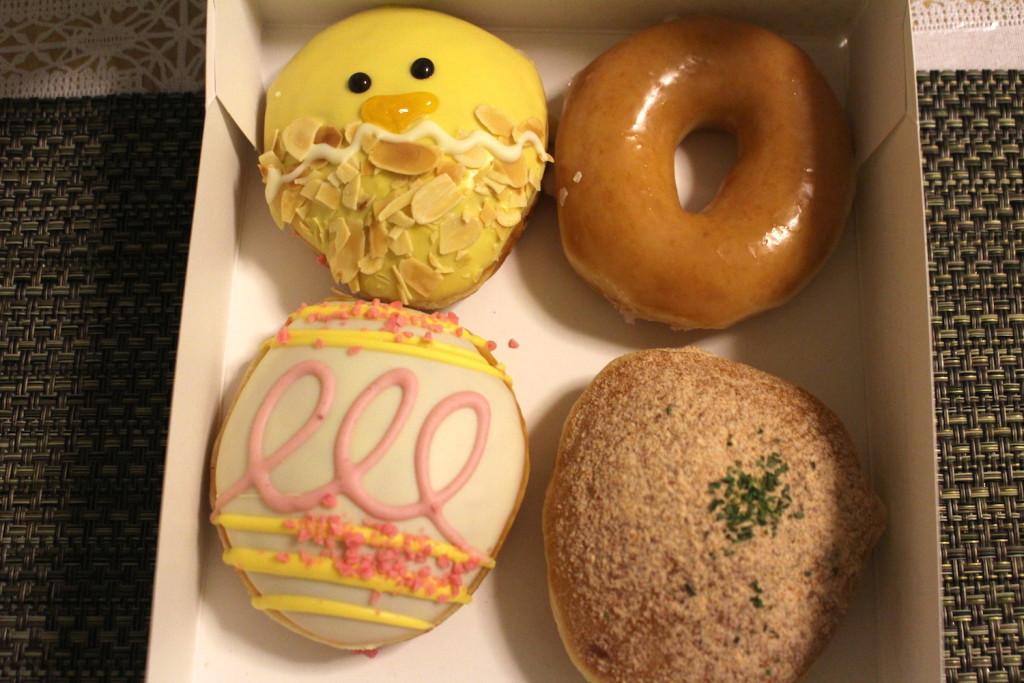 イースタードーナッツ