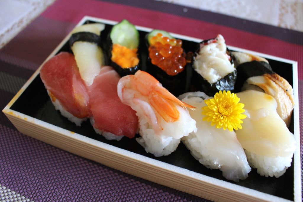 マーレのお寿司