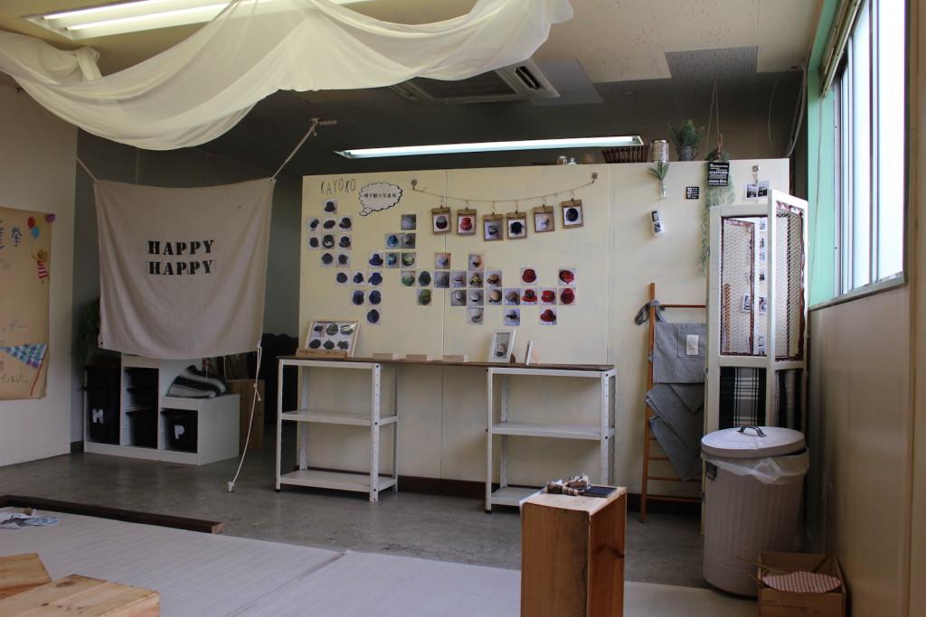 武蔵浦和工房cafe2階