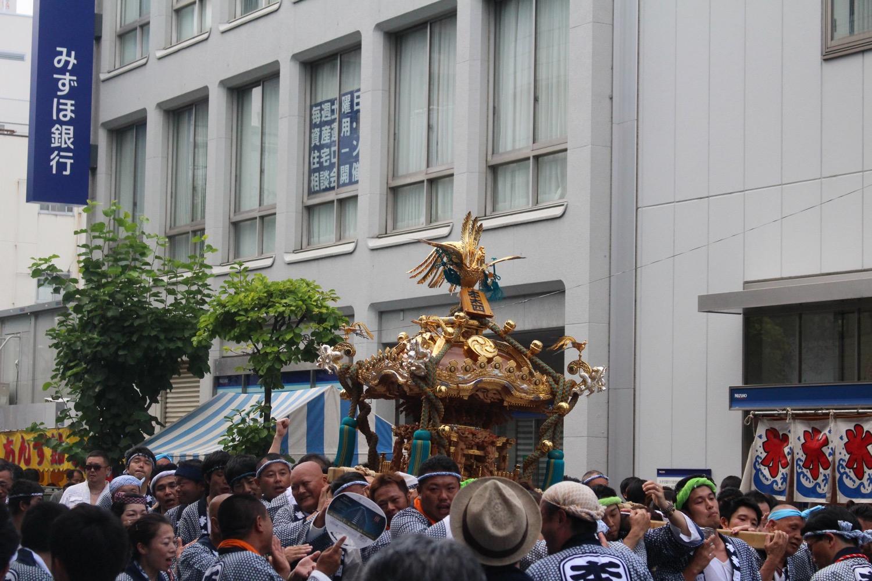本太四丁目祭礼