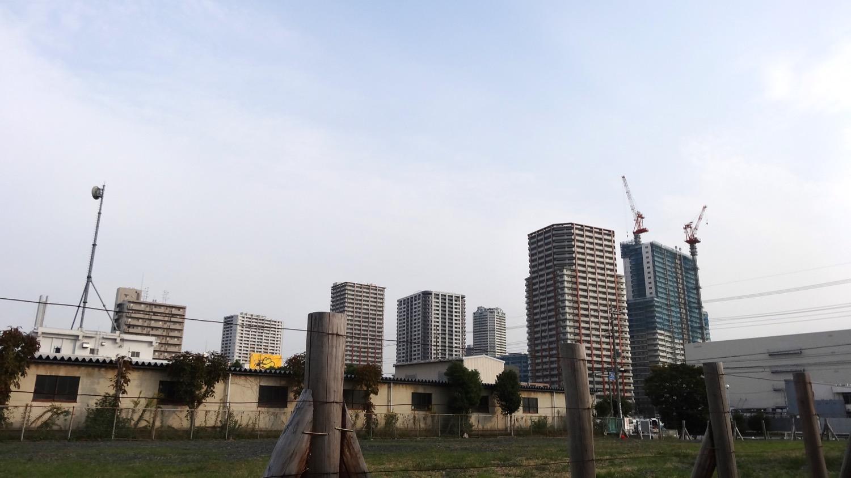 武蔵浦和駅高層マンション群