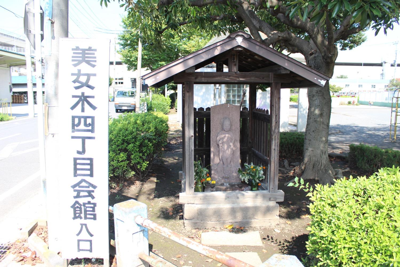 庚申塔(砂場公園)