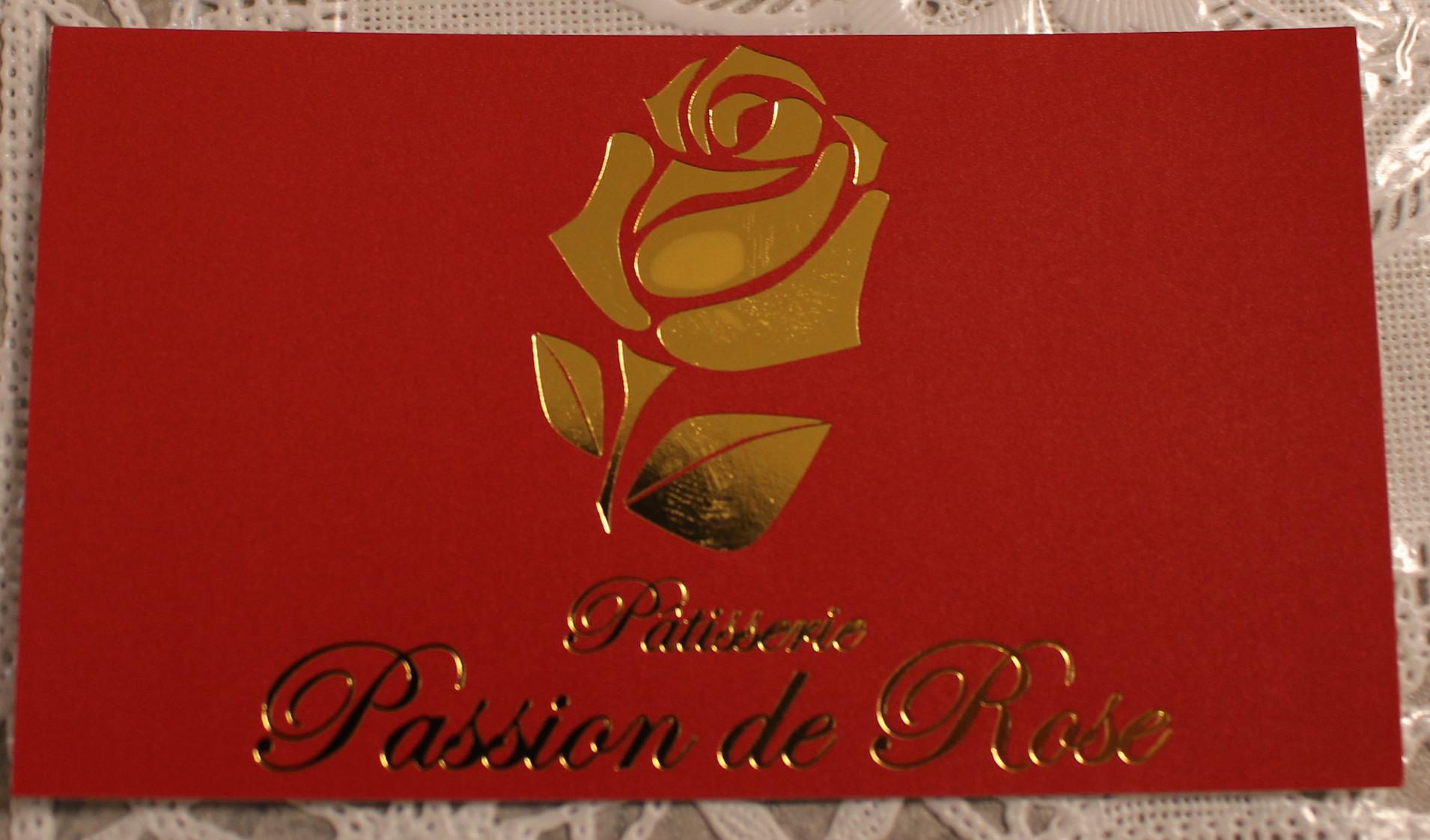 Passion de Rose