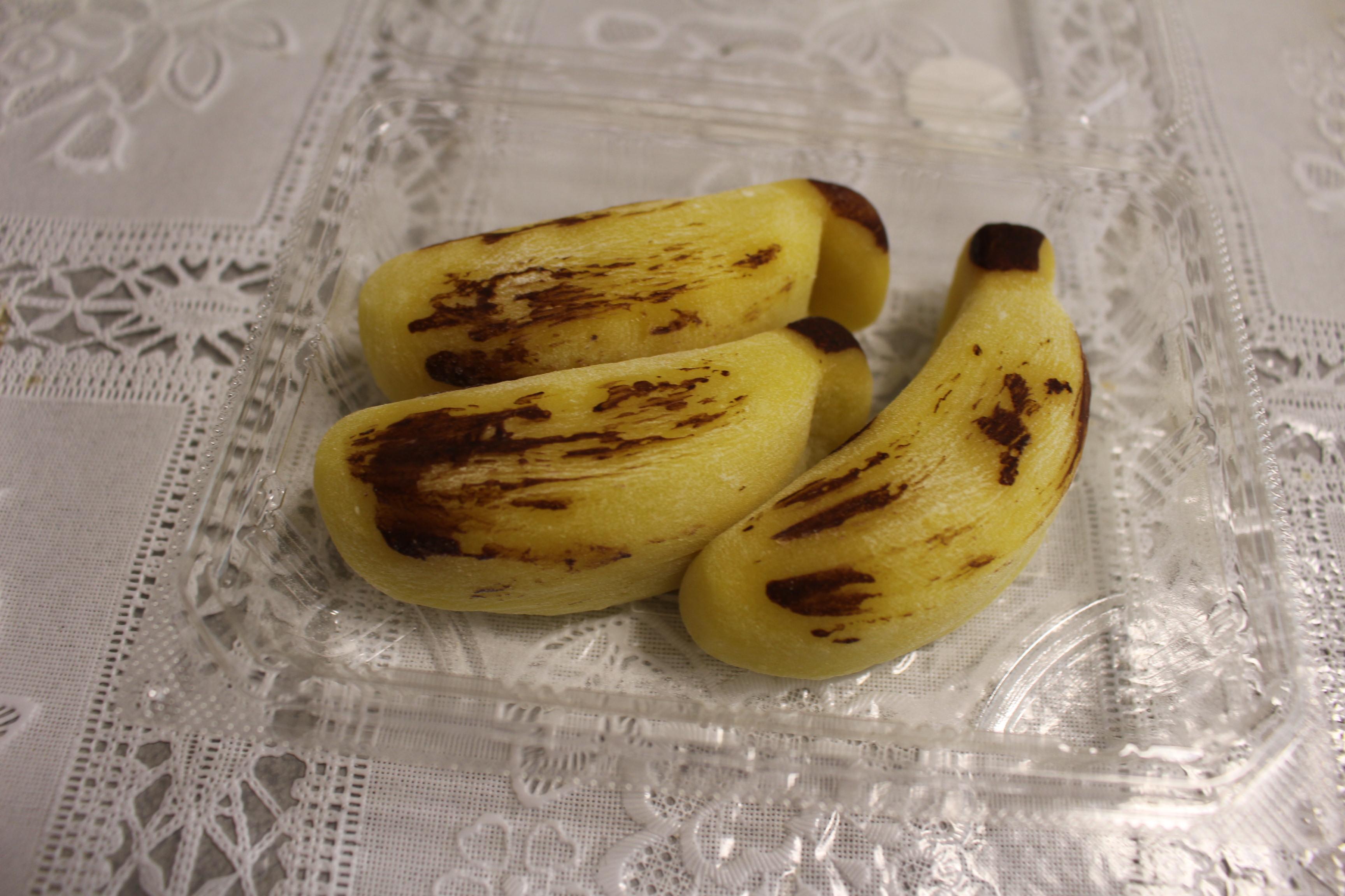 冷やしバナナ大福