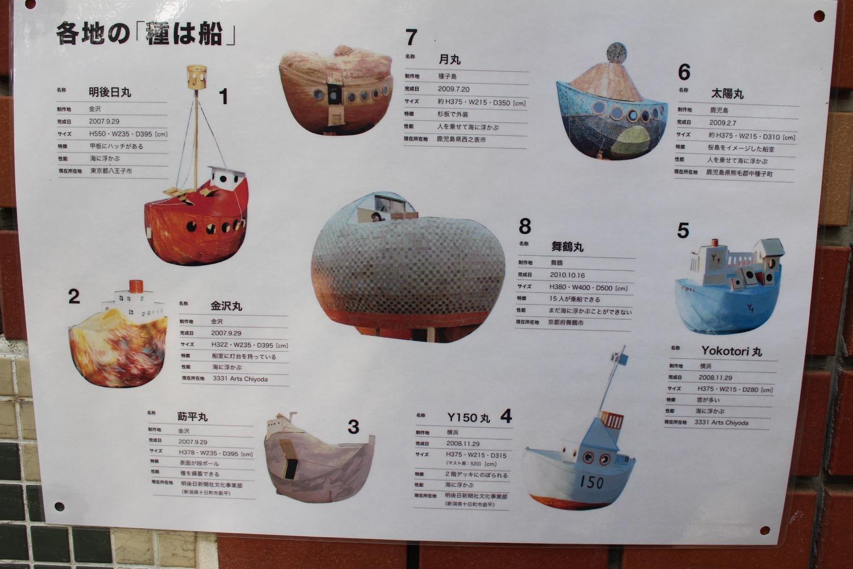 種は船プロジェクト