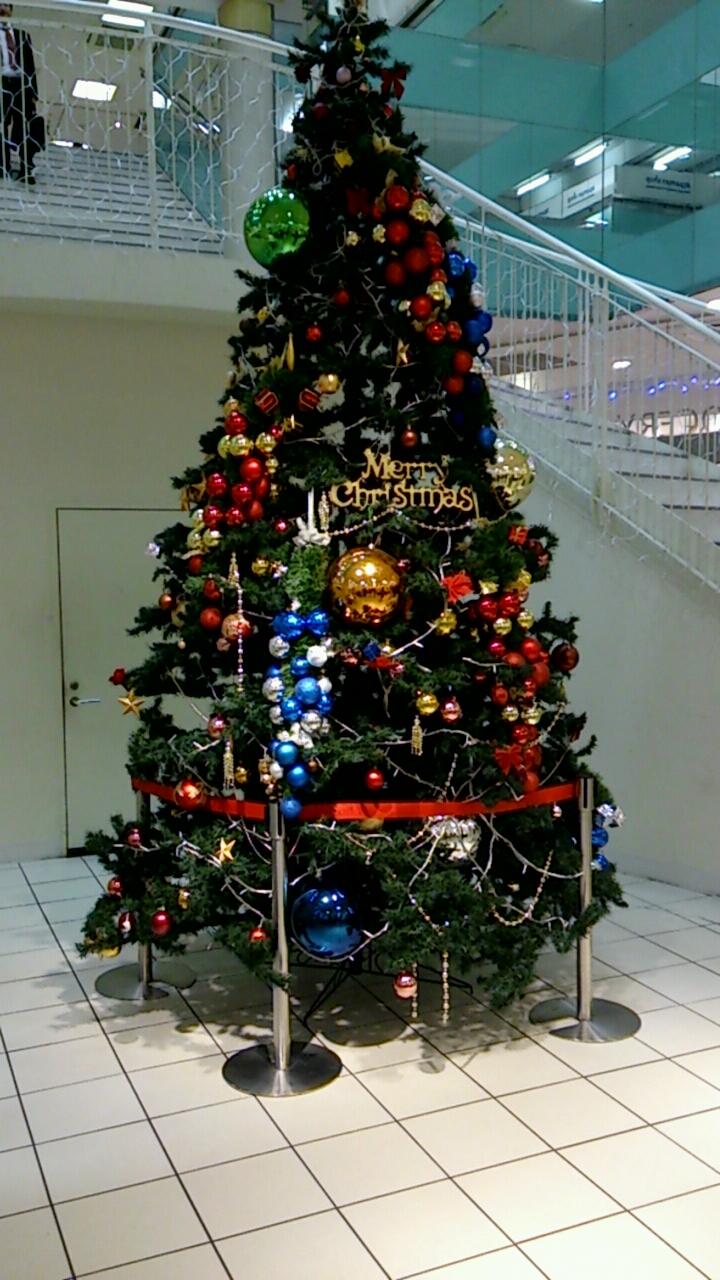 マーレのクリスマスツリー 2016