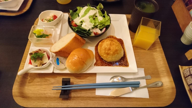 仙台牛のミートパイ テリヤキソース